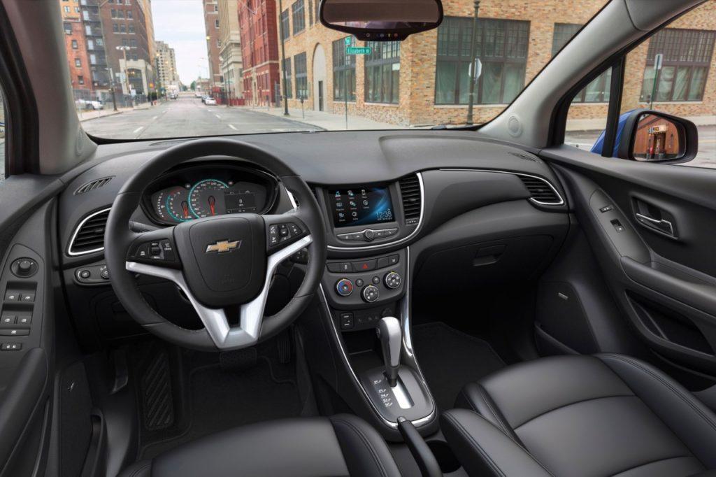 All New Chevrolet Tracker Un Suv Urbano De Renovado Diseno Altorque